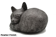Load image into Gallery viewer, Cat Urn for the garden or home