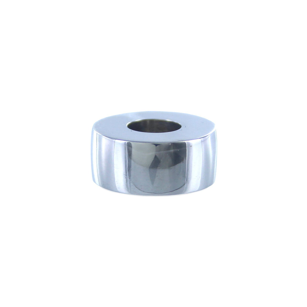 Cremation Bead - Silver