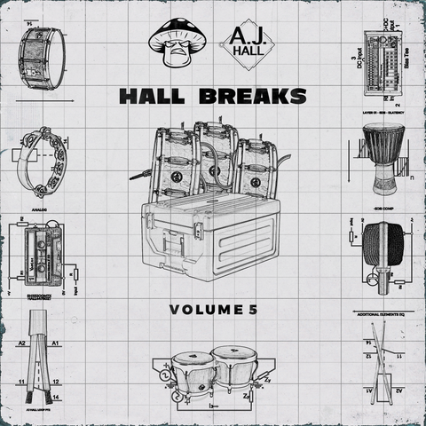 Hall Breaks vol. 5