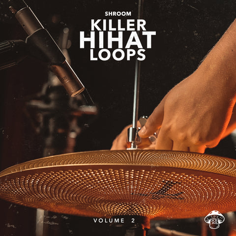 Killer Hihat Loops vol. 2