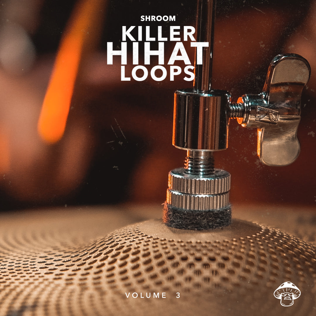 Killer Hihat Loops vol. 3