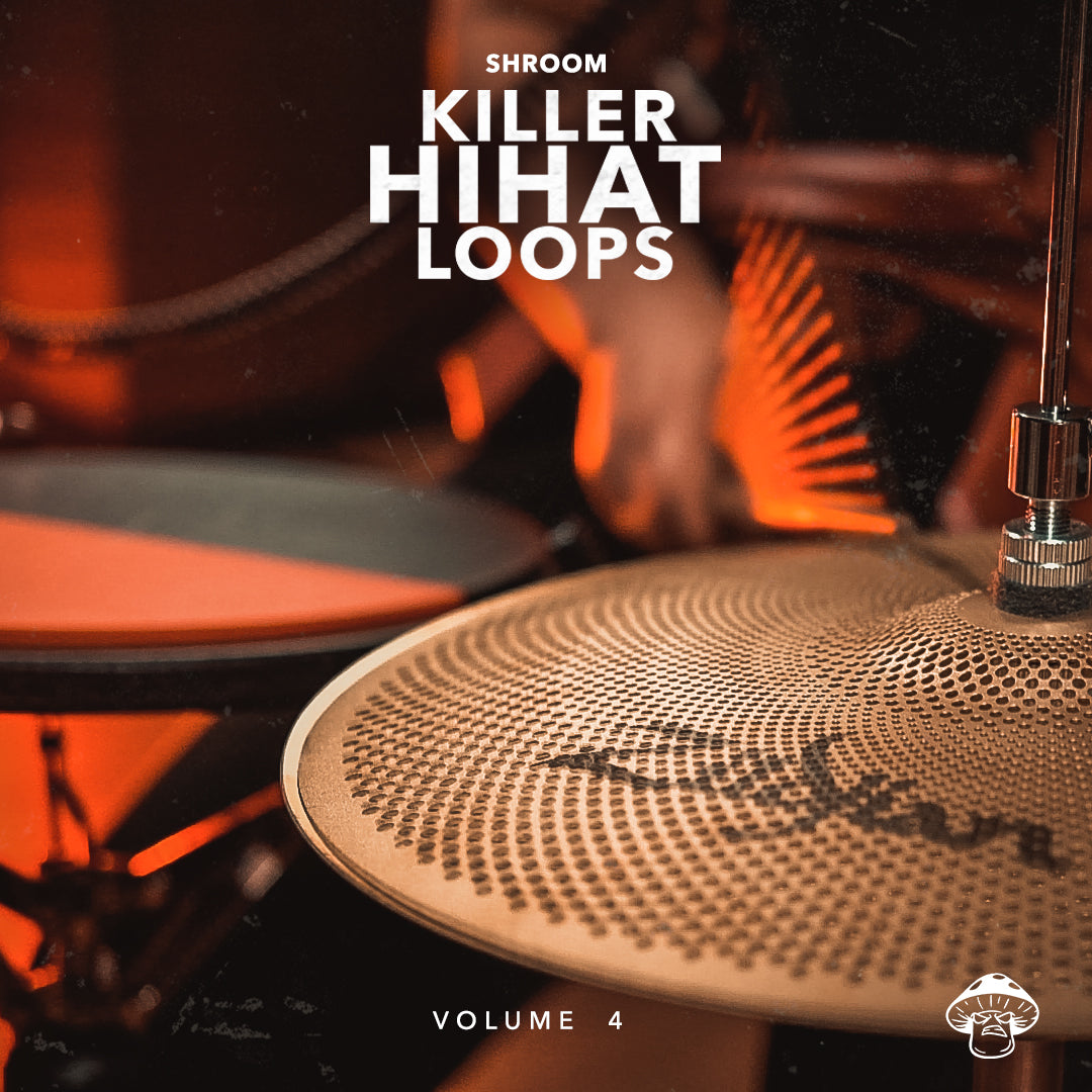 Killer Hihat Loops vol. 4