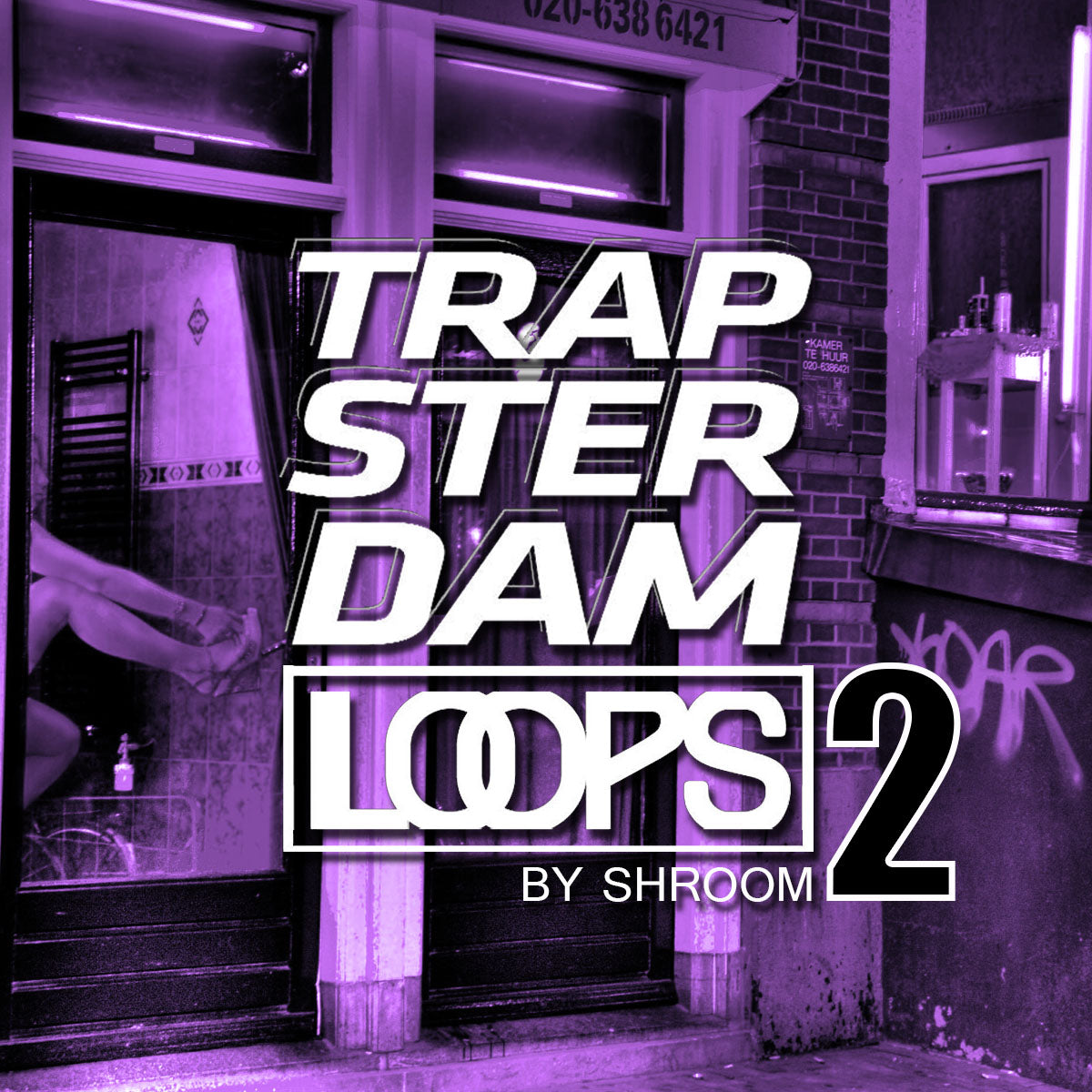 Trapsterdam Loops Vol. 2