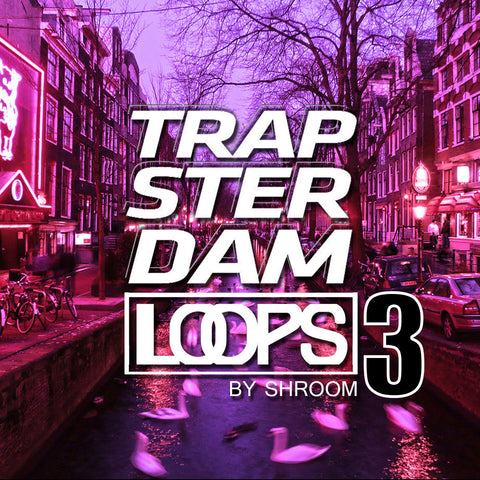 Trapsterdam Loops Vol. 3