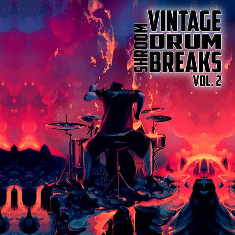 Vintage Drum Breaks Vol. 2