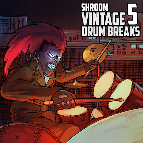 Vintage Drum Breaks Vol. 5