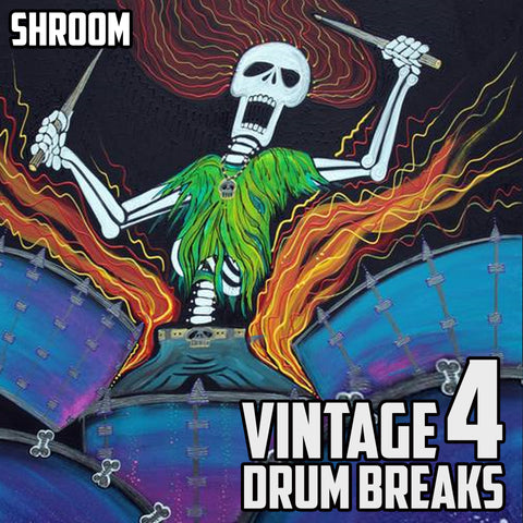 Vintage Drum Breaks Vol. 4