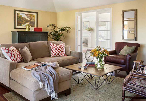 Sectionals For Small Spaces Harvest Furniture