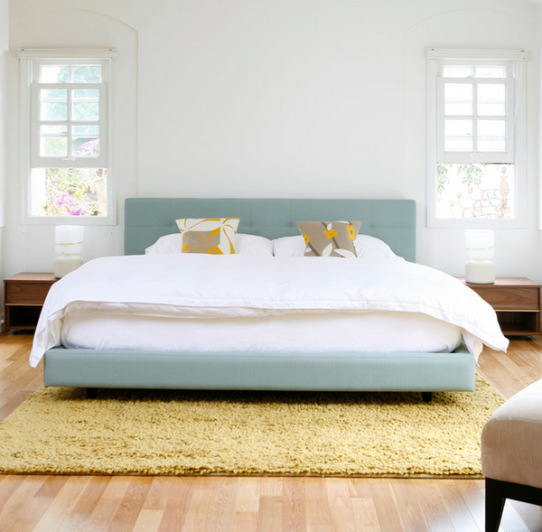 Trending Now! Upholstered Bed Frames - Harvest Furniture