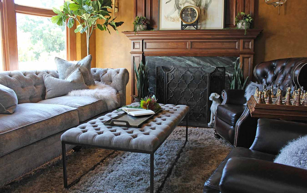 harvest furniture home tour monte carlo sofa