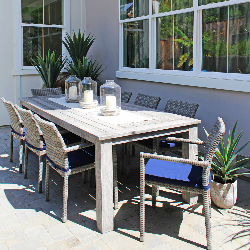 Easy Outdoor Decorating Harvest Furniture