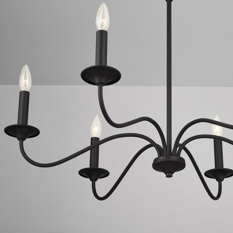 Vincent 6-Light Chandelier