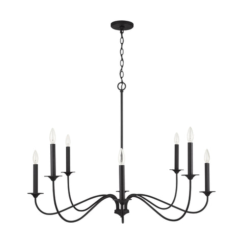 Vincent 8-Light Chandelier
