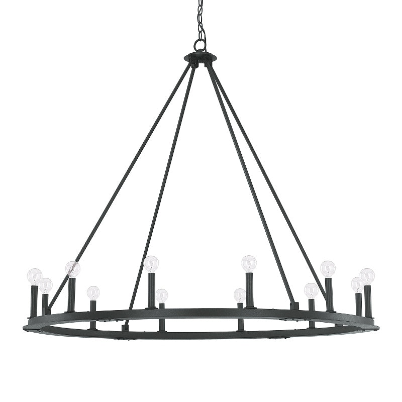 Pierce 12-Light Chandelier