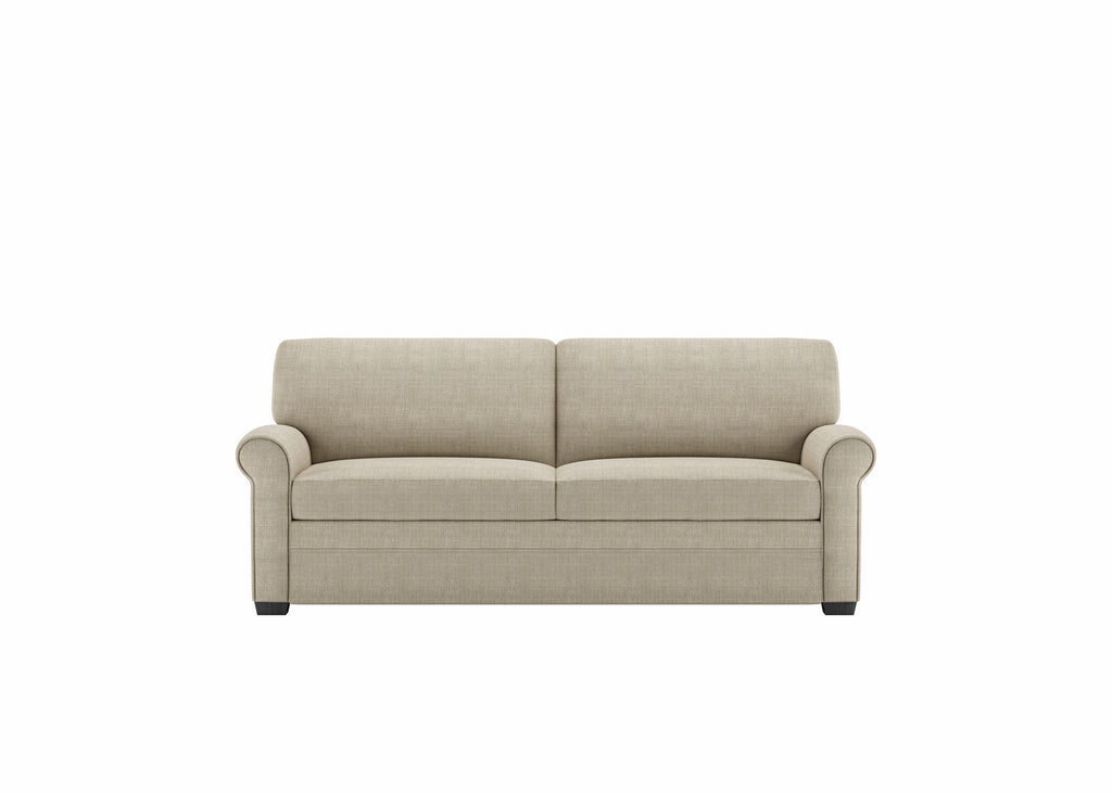 Gaines Comfort Sleeper Sofa American Leather Harvest