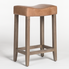 Knox Bar Stool - Tobacco