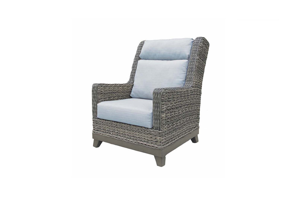 Boston Highback Wing Chair