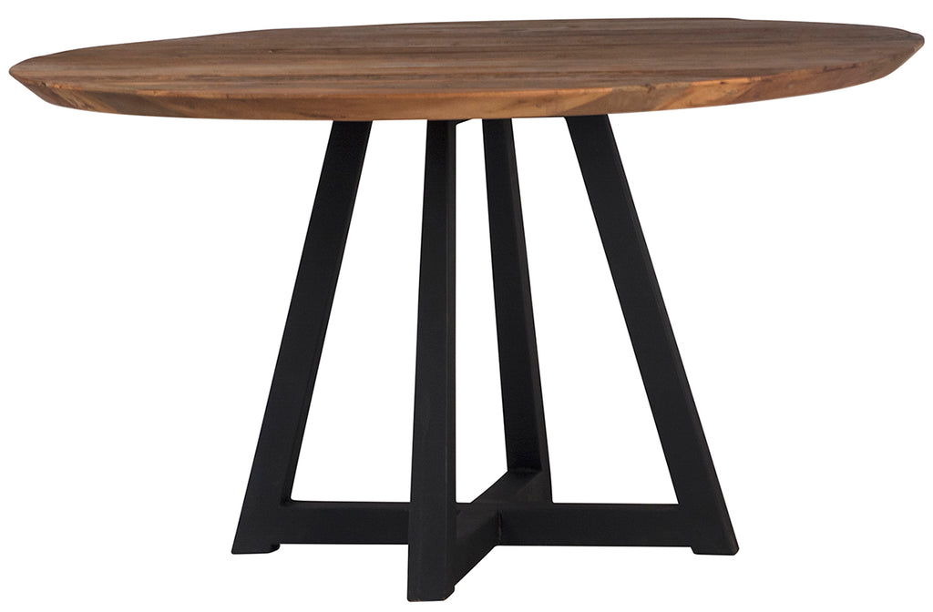 Boyer Round Dining Table