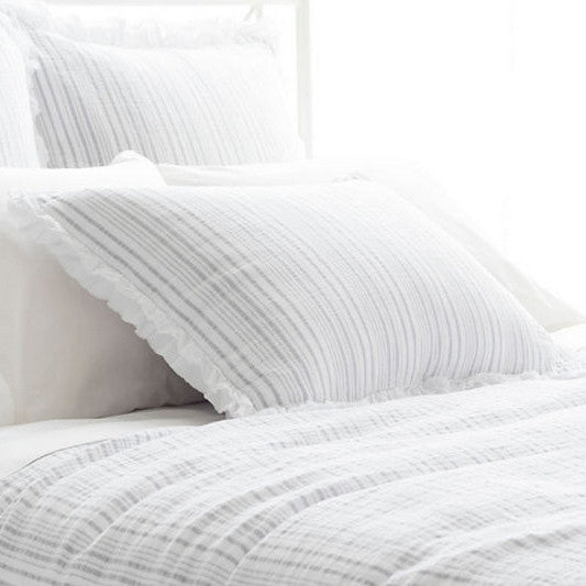 Cintia Grey Bedding Collection