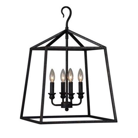 Darby 4-Light Pendant