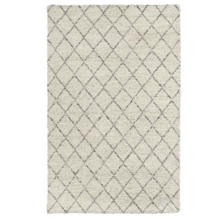 Diamond Looped Area Rug