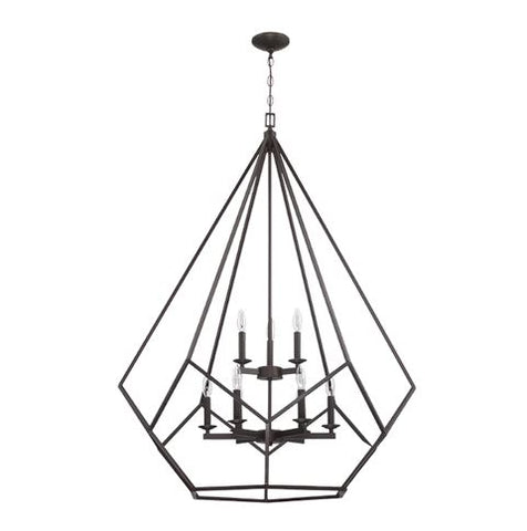 Extra Large Cage Chandelier
