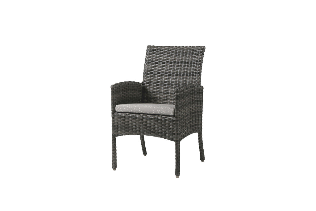 Portfino Dining Arm Chair - Grey