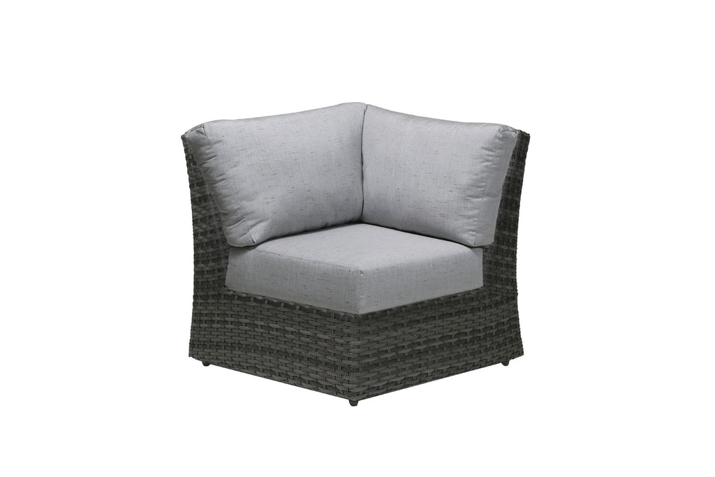 Portfino Corner Chair - Grey
