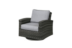Portfino Swivel Glider - Grey