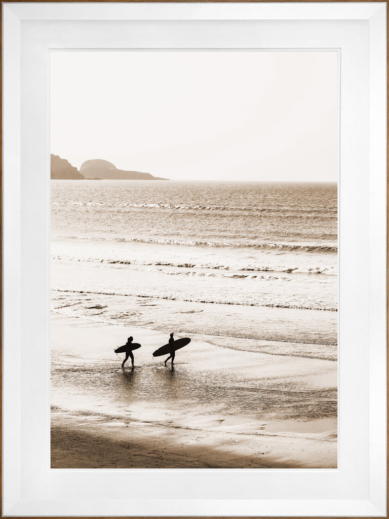 Surf Delight Framed Art