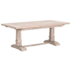 Hudson Extension Table - Natural Grey