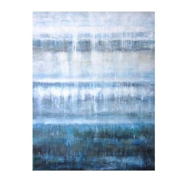 Into the Blue 54x68 Oil on Canvas
