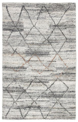 Kasbah Grey Area Rug