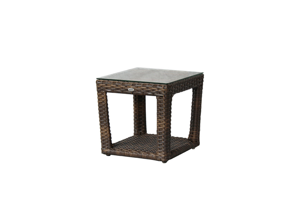 Portfino End Table - Espresso