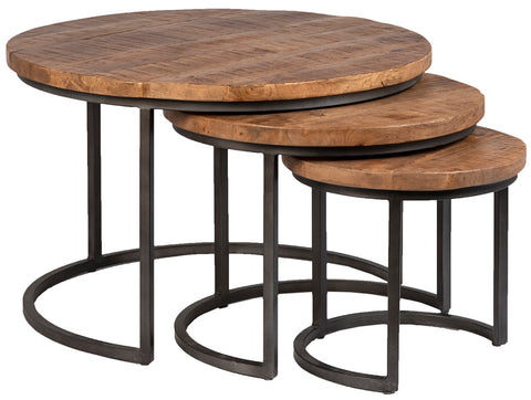 Shelby Nesting Coffee Table