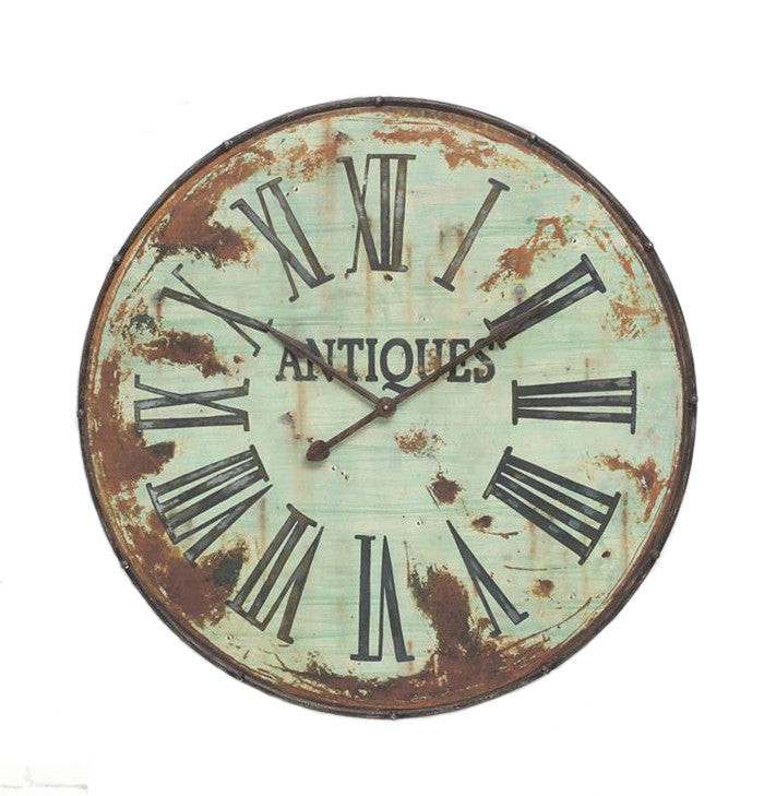"Reproduction ""Antiques"" Clock"