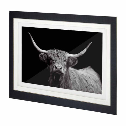Highland Spirit Framed Art