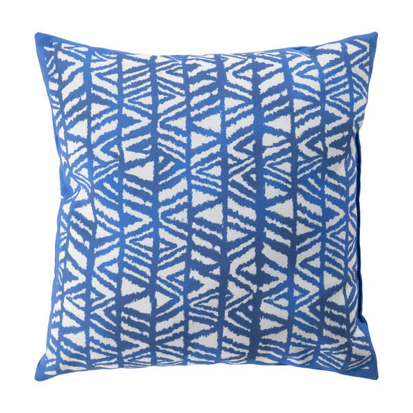18x18 Indira Outdoor Triangle Pillow