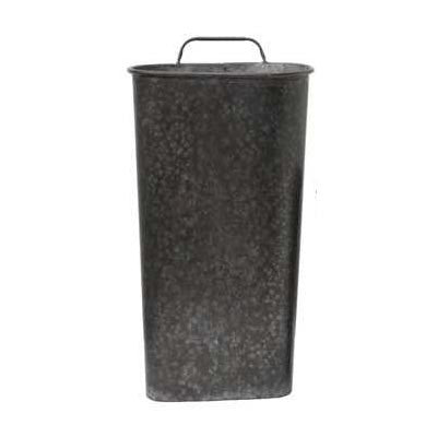 Large Tin Wall Bucket