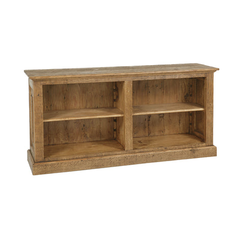 Rubicon Double Bookcase