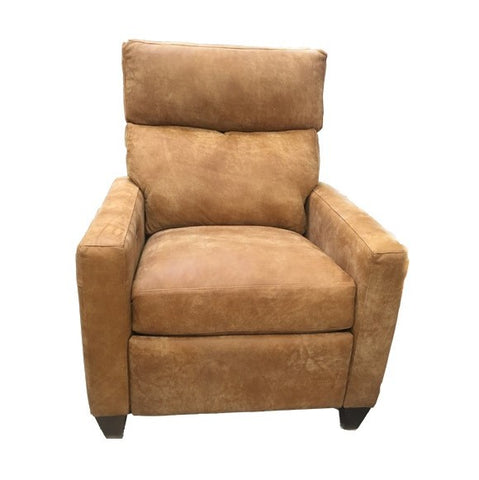 Mayes Power Leather Recliner
