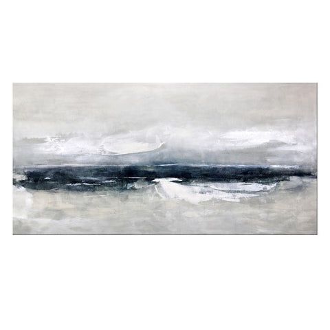 36x72 Nantucket Oil on Canvas