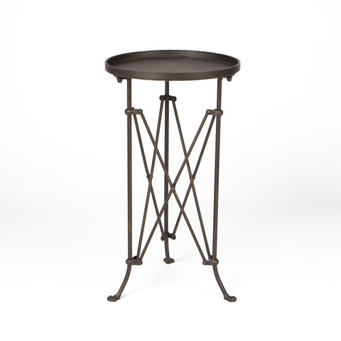 15 Round Metal Table