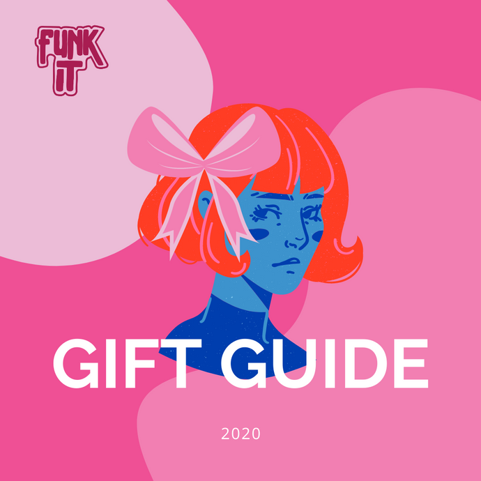 A Gift Guide for your Funky Friends and Fam!