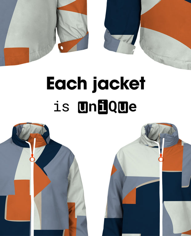 The Urban Jacket - Balancing Blocks (Preorder)