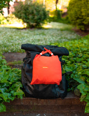 The Urban Jacket - Salamander Orange