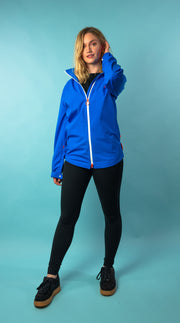 The Urban Jacket - Cobalt blue
