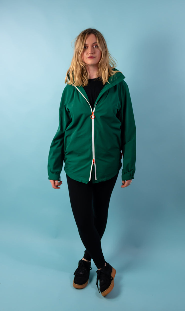 The Urban Jacket - Evergreen