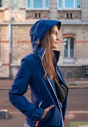The Urban Jacket - Midnight Blue
