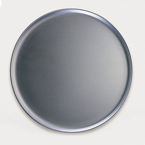 "American Metalcraft CTP8 American Metalcraft CTP8 Series CTP Coupe Style Pan, Standard Weight, Aluminum, 8"" Diameter, 18 Gauge Thickness, Aluminum"